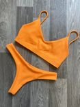 Wendy/Jana Set Neon Orange ♻︎