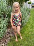 Kids Swimwear Kiwi ♻︎