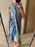 Sarong Blue Mandala